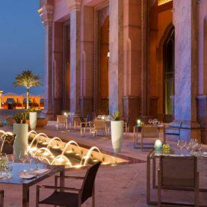 Sayad Seafood Restaurant Emirates Palace Abu Dhabi Abu Dhabi Holidays