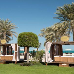 Spa Cabana Emirates Palace Abu Dhabi Abu Dhabi Holidays