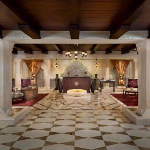 Spa Reception Emirates Palace Abu Dhabi Abu Dhabi Holidays