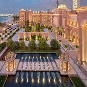Thumbnail Emirates Palace Abu Dhabi Abu Dhabi Holidays