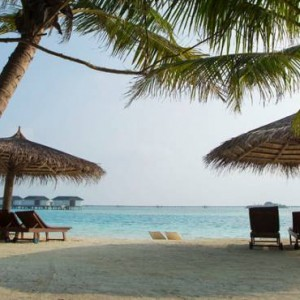 beach 4 - cinnamon dhonveli - luxury maldives holiday packages