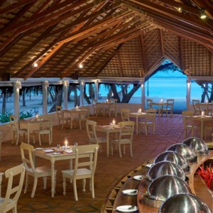 dining - cinnamon dhonveli - luxury maldives holiday packages