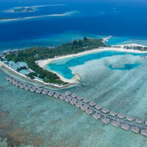 exterior 2 - cinnamon dhonveli - luxury maldives holiday packages