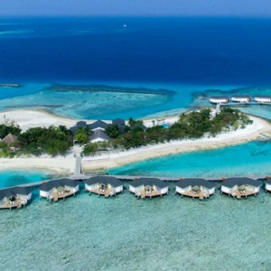 exterior - cinnamon dhonveli - luxury maldives holiday packages