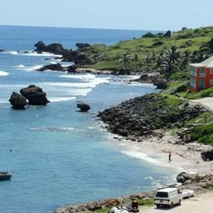 little good harbor - luxury barbados - beach view