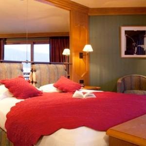 Club Med Meribel LAntares - France holiday - club room