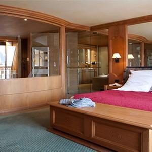 Club Med Meribel LAntares - France holiday - deluxe room