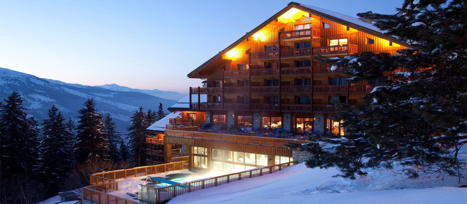 Club Med Meribel L'Antares - France holiday - header