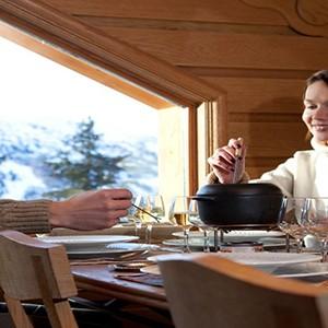 Club Med Meribel LAntares - France holiday - restaurant