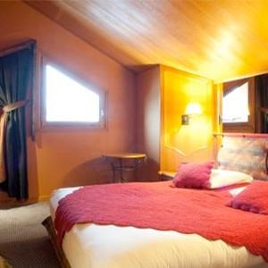 Club Med Meribel LAntares - France holiday - suite