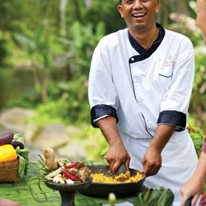 Cooking Class - Four Seasons Bali at Sayan - Luxury Bali Holidays