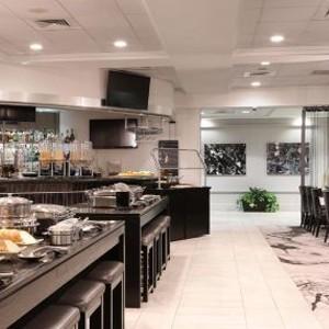Elements Restaurant - Crowne Plaza Orlando Universal - Luxury Orlando Holidays