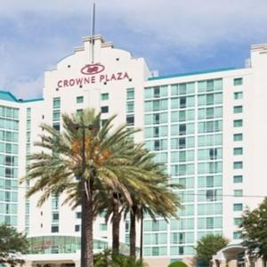 Exterior - Crowne Plaza Orlando Universal - Luxury Orlando Holidays