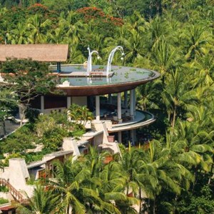 Exterior - Four Seasons Bali at Sayan - Luxury Bali Holidays