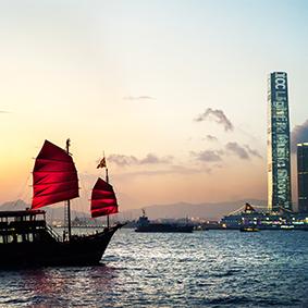 Harbour Night Cruise - Hong Kong Cruise - Thumbnail