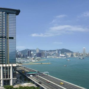 luxury Hong Kong holiday Packages Harbour Grand Hong Kong Exterior View
