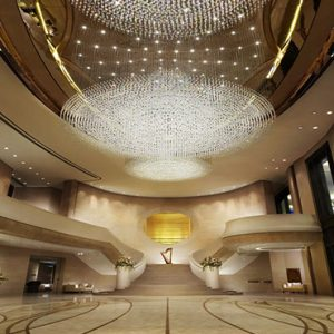 luxury Hong Kong holiday Packages Harbour Grand Hong Kong Lobby