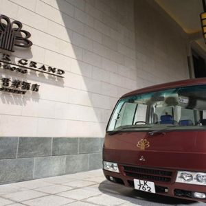 luxury Hong Kong holiday Packages Harbour Grand Hong Kong Hotel Entrance