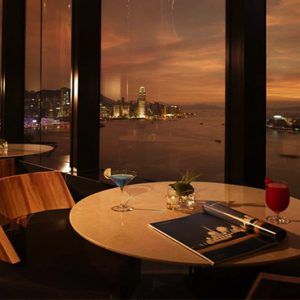 luxury Hong Kong holiday Packages Harbour Grand Hong Kong Restaurant Views