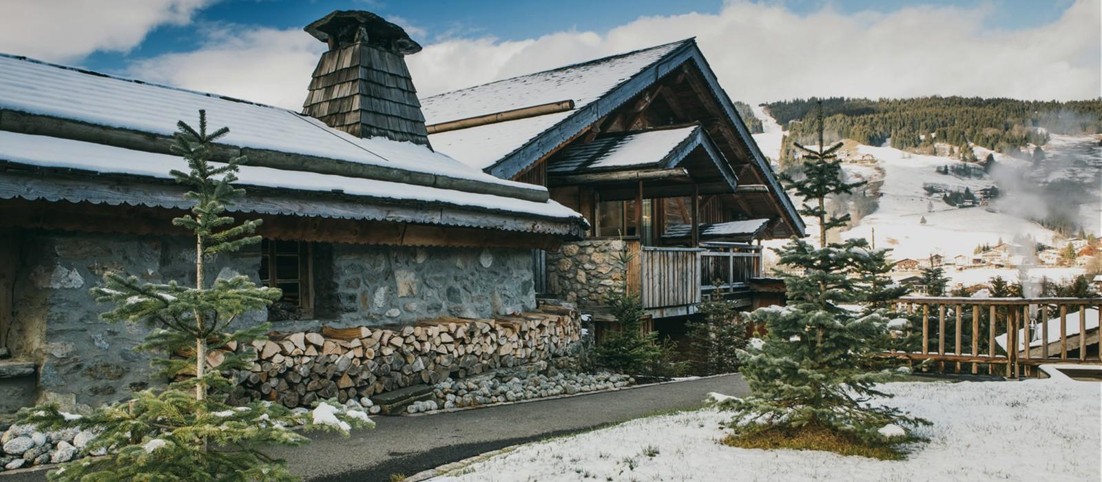 Le Chalet Zannier - France Ski Holidays - Pure Destinations copy