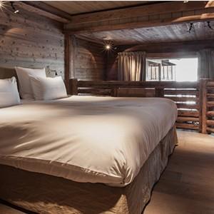 Le chalet Zannier - France Ski Holidays - Chamber prestige bedsuite