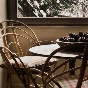 Le chalet Zannier - France Ski Holidays - Deluxe rooms lounge