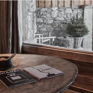 Le chalet Zannier - France Ski Holidays - Junior Suite lounge
