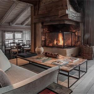 Le chalet Zannier - France Ski Holidays - Suite 2 lounge