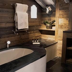 Le chalet Zannier - France Ski Holidays - Suite 3 bathroom