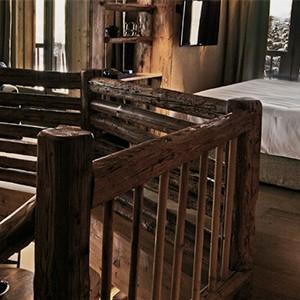 Le chalet Zannier - France Ski Holidays - Suite 4 Bedroom