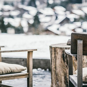 Le chalet zannier - France Holidays- Lounge