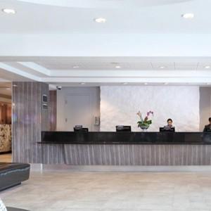 Lobby - Crowne Plaza Orlando Universal - Luxury Orlando Holidays