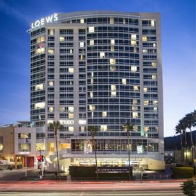 Loews Hollywood Hotel - California Multi Centre Holidays