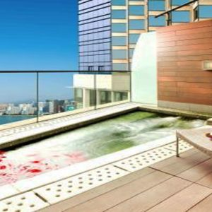Luxury Hong Kong Holiday Packages Harbour Grand Hong Kong Executive Harbour View Suite With Patio
