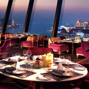 Luxury Hong Kong Holiday Packages Harbour Grand Hong Kong Le 188° Restaurant & Lounge