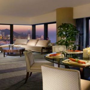 Luxury Hong Kong Holiday Packages Harbour Grand Hong Kong Premier Harbour View Suite