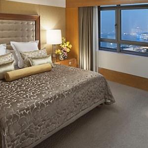 Mandarin Oriental - Hong Kong holiday - junior suite