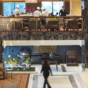 Mandarin Oriental - Hong kong holiday - Clipper lounge