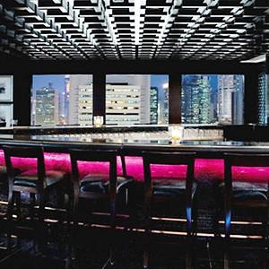 Mandarin Oriental - Hong kong holiday - M bar