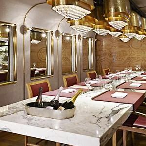 Mandarin Oriental - Hong kong holiday - The krug room