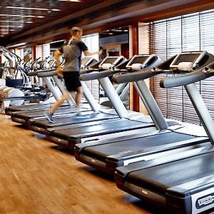Mandarin Oriental - Hong kong holiday - fitness