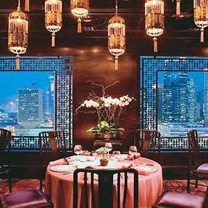 Mandarin Oriental - Hong kong holiday - man wah