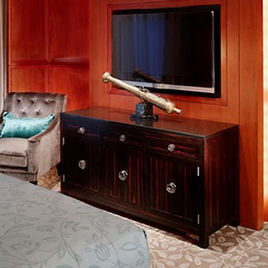 Mandarin Oriental - Hong kong holiday - tamar suite