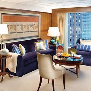 Mandarin Oriental - Howarth Suite Room