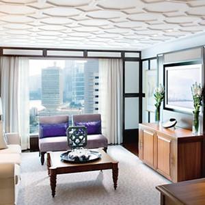 Mandarin Oriental - Macau Suite