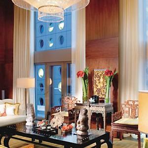 Mandarin Oriental - Mandarin Suite