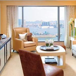 Mandarin Oriental - Meji Suite Room