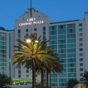 Night - Crowne Plaza Orlando Universal - Luxury Orlando Holidays