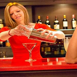 Peisey Vallandry Club Med - france holiday - cocktail bar
