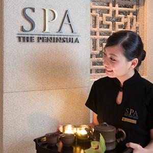 Peninsula Hong Kong Holidays- Spa